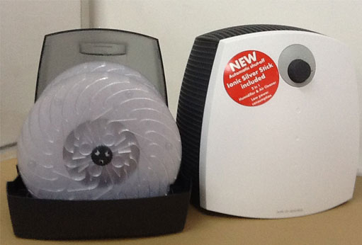 AIR-O-SWISS 2055A Air Washer & Humidifier Display