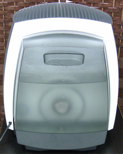 Air-O-Swiss 2055A Automatic Advanced Air Washer Back View