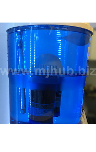 water purifiers advante h2o water filtration system uv light tube. Black Bedroom Furniture Sets. Home Design Ideas