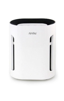 Compact TRUE HEPA Air Purifier with built-in negative ionizer Model : AirVita 200