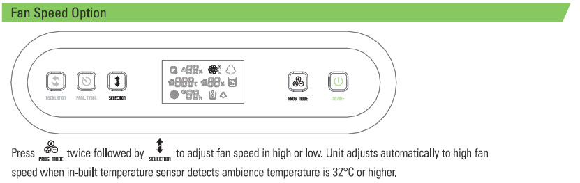 Fan-Speed-Option