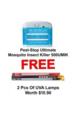 Pest-Stop Ultimate 500UMIK Mosquito Insect Killer