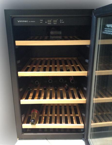Vintec Allure Series AL-V30SG2E Wine Cooler