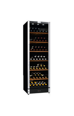 Vintec Allure Series AL-V190SG2E Wine Cooler (155 Bottles)