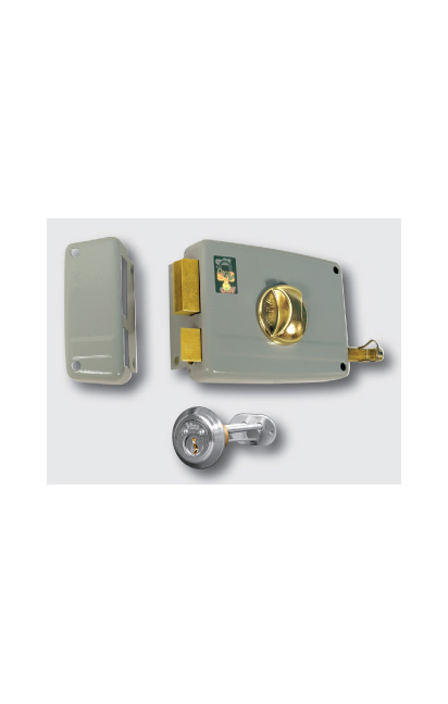 Viro 1 7604 1 711 2 Rim Door Lock Left Hand Mj Hub Pte Ltd