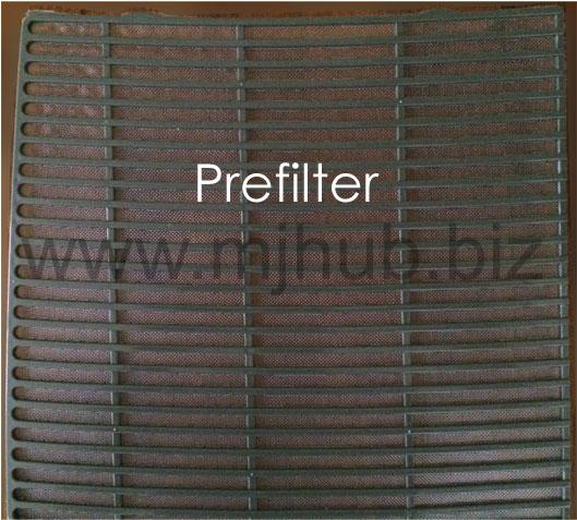 Europacedehumidifier_EDH128_Pre-Filter