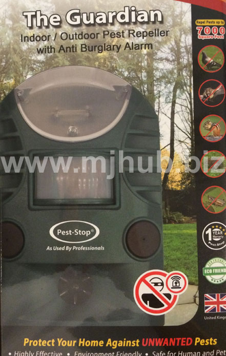 Pest Stop The Guardian Indoor Outdoor Repeller A Scientifically Proven