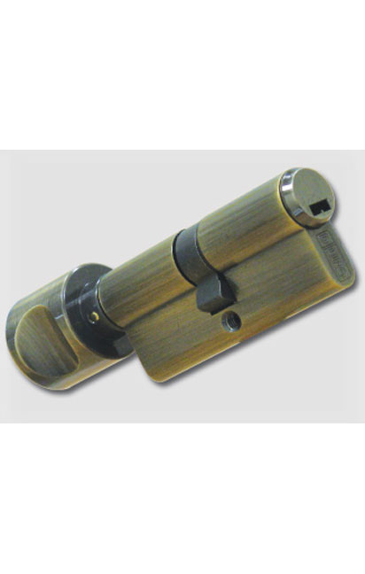Duro Art 998/70/A Euro Profile Single Cylinder with Thumbturn