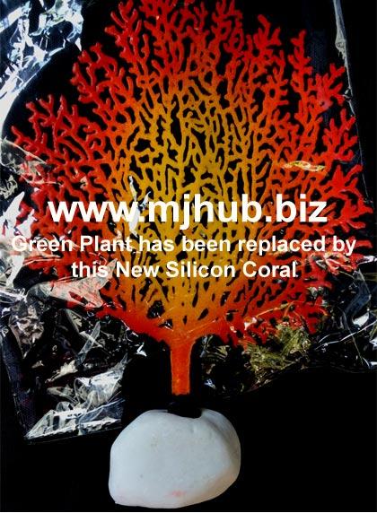 New Silicon Coral Deco O