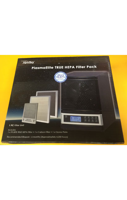 AirVita PlasmaElite Air Purifier 1200 Filter Pack