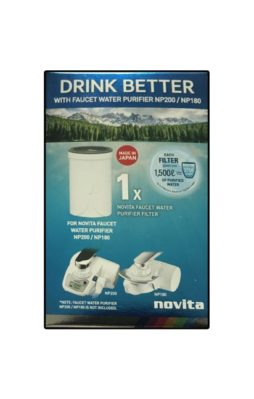 Novita NP180/200 Faucet Filter