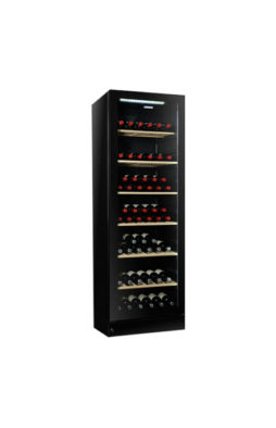 Vintec Noir Series V190SG2eBK Wine Cooler (155 Bottles)