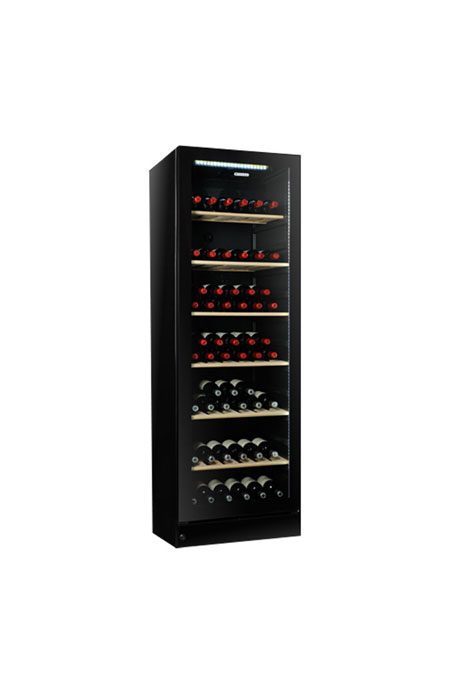 vintec noir series v190sg2ebk wine cooler 155 bottles mj hub pte ltd rh mjhub biz Vintec Plastic Refrigerated Wine Cellar