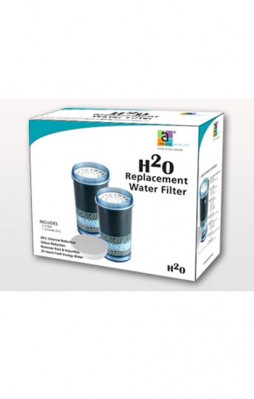 Replacement Filter Cartridge for H2O