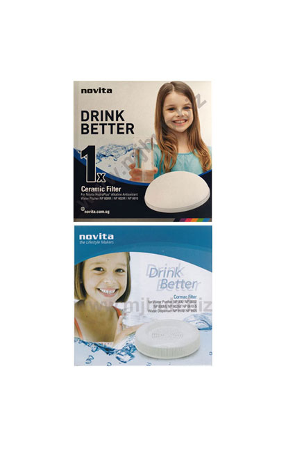 Novita Ceramic & Cormac Filters