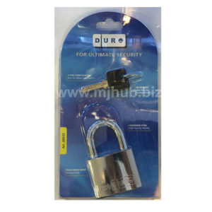 Duro Art.280/25 Rectangular Padlock