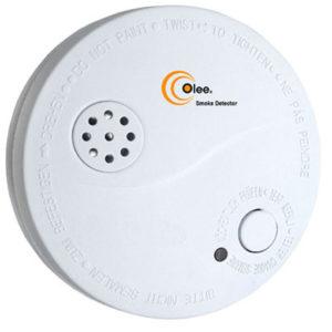Olee Smoke Detector Model : OL-2588