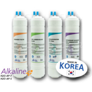 Advante H2O AP-RC Filter Cartridges (For H20 AP-T & H20 AP-S)