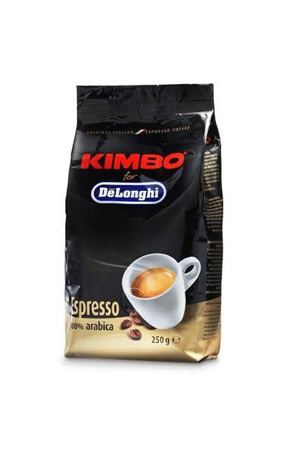 Delonghi Kimbo 100% Arabica Espresso Coffee Beans