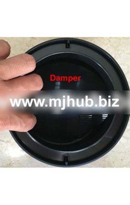 Pest-Stop V6, V7, V8, V9, G1 Damper Set - Flap (Spare Part)